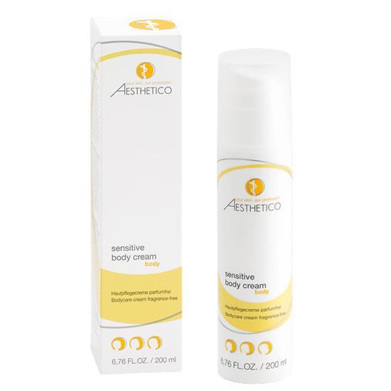 Bild von Aesthetico - Körperpflege - Sensitive Body Cream - 200 ml