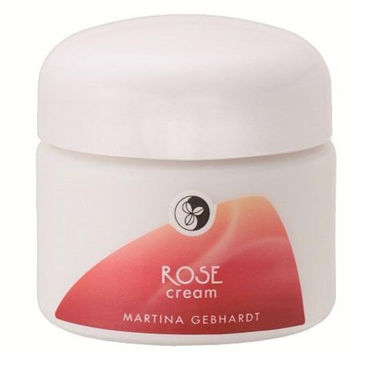 Bild von Martina Gebhardt - Naturkosmetik - Rose Cream - 50 ml