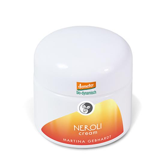 Bild von Martina Gebhardt - Naturkosmetik - Special Face Care Neroli Cream - 50 ml