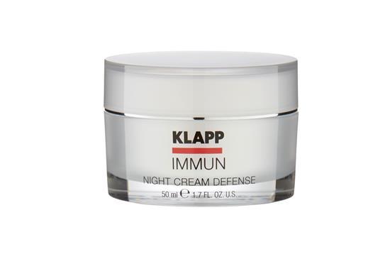 Bild von Klapp Immun Night Cream Defense 50 ml