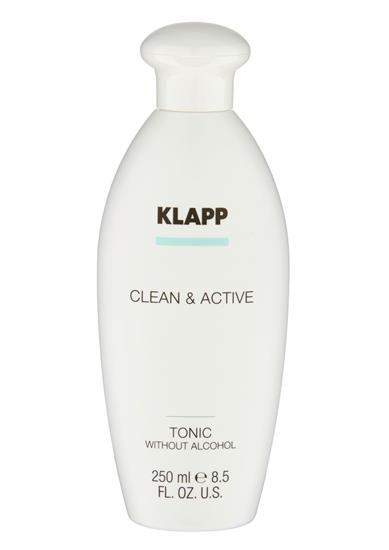 Bild von Klapp - Clean & Active - Tonic Without Alcohol - 250 ml