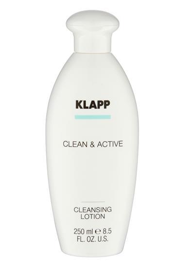 Bild von Klapp - Clean & Active - Cleansing Lotion - 250 ml