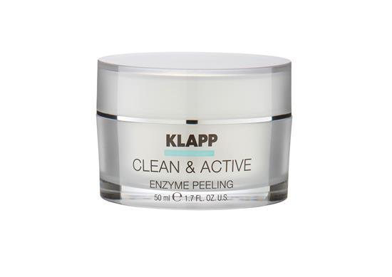 Bild von Klapp - Clean & Active - Enzyme Peeling - 50 ml