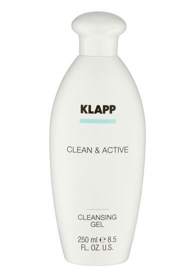 Bild von Klapp - Clean & Active - Cleansing Gel - 250 ml