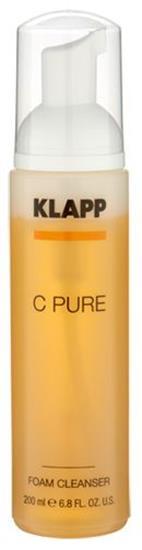 Bild von Klapp - C Pure - Foam Cleanser - 200 ml