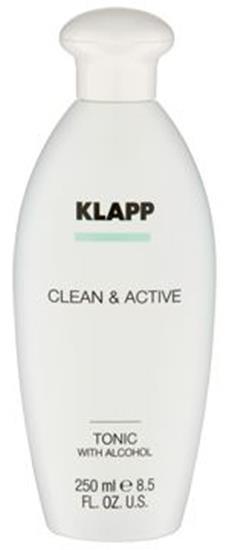 Bild von Klapp - Clean & Active - Tonic With Alcohol - 250 ml