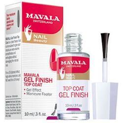 Bild von Mavala - Gel Finish Top Coat - Gel-Effekt Überlack - 10 ml