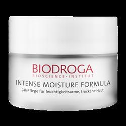 Bild von Biodroga Intense Moisture Formula 24-Stunden Pflege für trockene Haut 50ml
