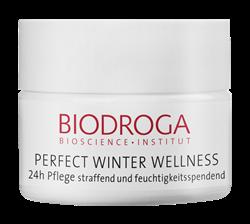 Bild von Biodroga - Perfect Winter Wellness - 24 h Pflege Creme - 50ml