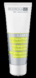 Bild von Biodroga MD - Clear+ - Anti-Aging Pflege - für unreine Haut - 75 ml