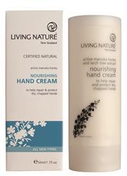 Bild von Living Nature - Nährende Handcreme - 50 ml