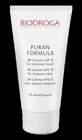Bild von Biodroga Puran Formula BB Cream LSF 15 01 sand touch 40ml