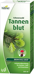 Bild von Hübner Tannenblut® Bronchial-Sirup 250 ml