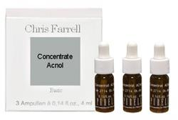 Bild von Chris Farrell Basic Line Concentrates Concentrate Acnol 3 x 4 ml