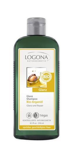 Bild von Logona Glanz-Shampoo Bio-Arganöl 250 ml