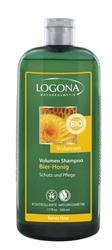 Bild von Logona - Volumen Shampoo - Bier & Bio-Honig - 500 ml