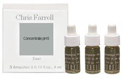 Bild von Chris Farrell Basic Line Concentrates Concentrate pH5 3 x 4 ml