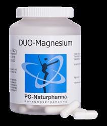 Bild von PG-Naturpharma - Duo-Magnesium - 120 Kapseln
