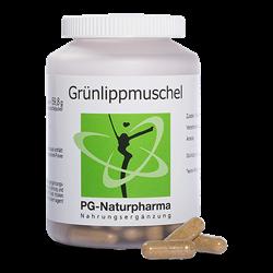 Bild von PG-Naturpharma - Grünlippmuschel - 120 Kapseln