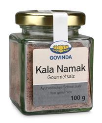 Bild von Govinda - Kala Namak - Ayurvedisches Schwarzsalz - Gourmetsalz - 100g