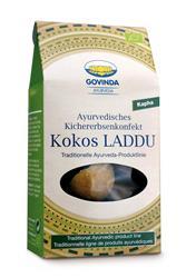 Bild von Govinda - Kokos Laddu - Ayurvedisches Kichererbsenkonfekt - 120g