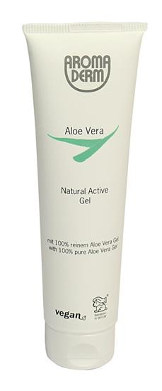 Bild von Aroma Derm - Aloe Vera Natural Active Gel - 150 ml
