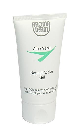 Bild von Aroma Derm - Aloe Vera Natural Active Gel - 50 ml