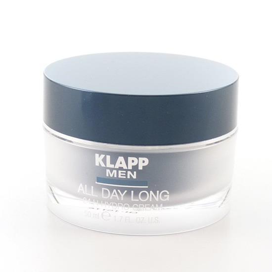 Bild von Klapp - Men - All Day Long - 24h Hydro Cream - 50 ml