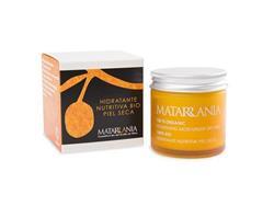 Bild von Matarrania - Hidratante Nutritiva Bio Piel Seca - Bio-Feuchtigkeitscreme - 60 ml