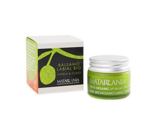 Bild von Matarrania - Bálsamo Labial Bio - Bio-Lippenbalsam - Zimt & Nelken - 15 ml
