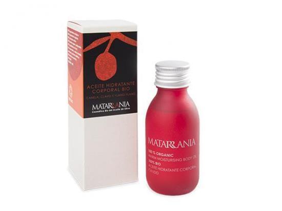 Bild von Matarrania - Aceite Hidratante Corporal Bio - Bio-Körperöl - Zimt, Nelken & Ylang-Ylang - 100 ml