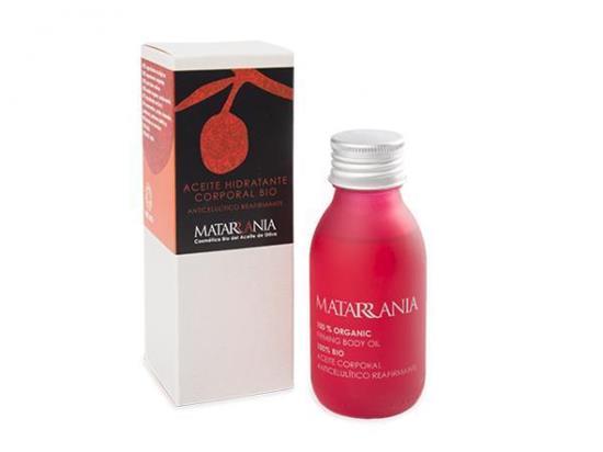 Bild von Matarrania - Aceite Hidratante Corporal Bio - Bio-Körperöl - Anti-Cellulite - 100 ml