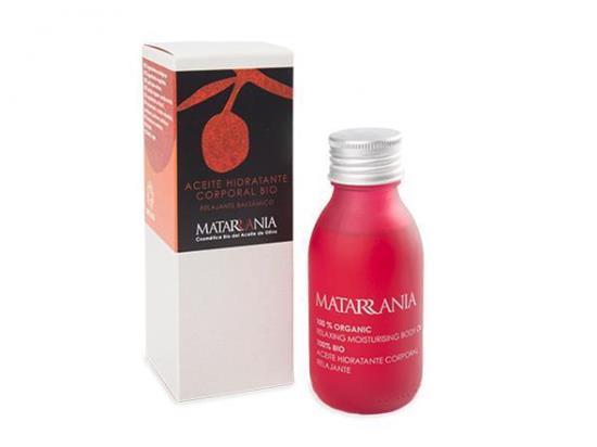 Bild von Matarrania - Aceite Hidratante Corporal Bio - Bio-Körperöl - Beruhigung - 100 ml