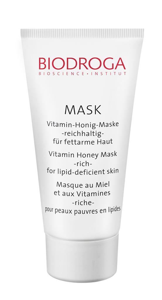 biodroga-mask-vitamin-honig-maske-50-ml, 30.50 EUR @ juvenilis-de