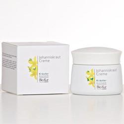 Bild von Bio Kur - Pflege Für Jeden Hauttyp - Johanniskraut 24h-Creme - 50 ml