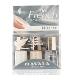 Bild von Mavala - The French Manicure - White - 3er Set Nagellack