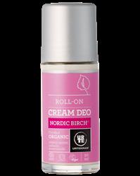 Bild von Urtekram® - Nordic Birch® Cream Deo Roll-On - Bio - 50 ml