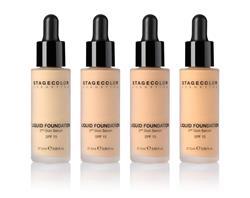 Bild von Stagecolor Cosmetics - Liquid Foundation - 2nd Skin Serum - LSF 15