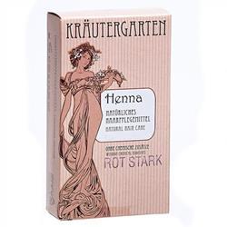 Bild von Styx - Kräutergarten - Henna Pulver - Rot Stark - 80 g