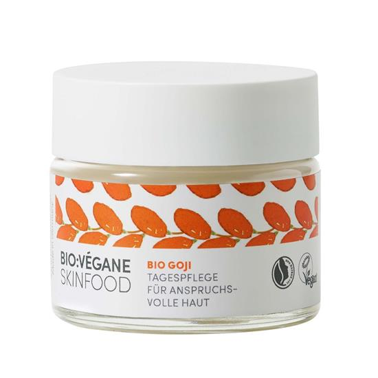 Bild von Bio:Végane - Bio Goji - Tagespflege - Anspruchsvolle Haut - 50 ml