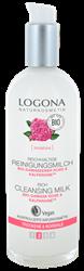 Bild von Logona - Reichhaltige Reinigungsmilch - Bio-Damaszener Rose & Kalpariane - 125 ml