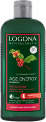 Bild von Logona - Age Energy Shampoo - Bio-Coffein - 250 ml