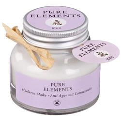 Bild von Pure Elements - Chi Anti Age - Hyaluron Maske - Mit Lotusextrakt - 50 ml