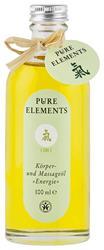 Bild von Pure Elements - Chi Energie - Körper- und Massageöl - 100 ml