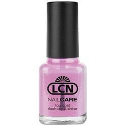 Bild von LCN - NailCare - Top Coat Flash Dry and Shine - 8 ml