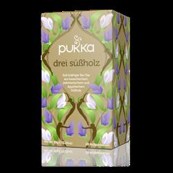Bild von Pukka - Drei Süßholz Tee - bio - 20 Aufgussbeutel