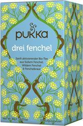 Bild von Pukka - Drei Fenchel Tee - bio - 20 Aufgussbeutel