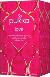 Bild von Pukka - Love Tee - bio - 20 Aufgussbeutel