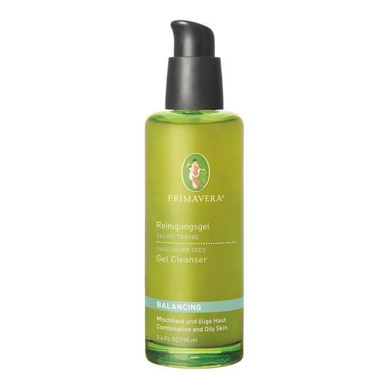 Bild von Primavera® - Balancepflege - Hautklärendes Reinigungsgel - Salbei Traube - 100 ml