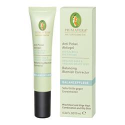 Bild von Primavera® - Balancepflege - Anti Pickel Aktivgel - Salbei Traube - 10 ml